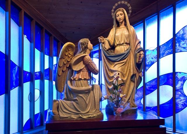 Maria Annunziatia Shrine - St Kierans